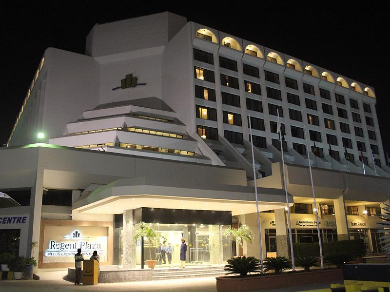 Regent Plaza Hotel And Convention Center