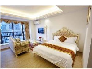 Kai Mi Apartment Luogang Wanda Square