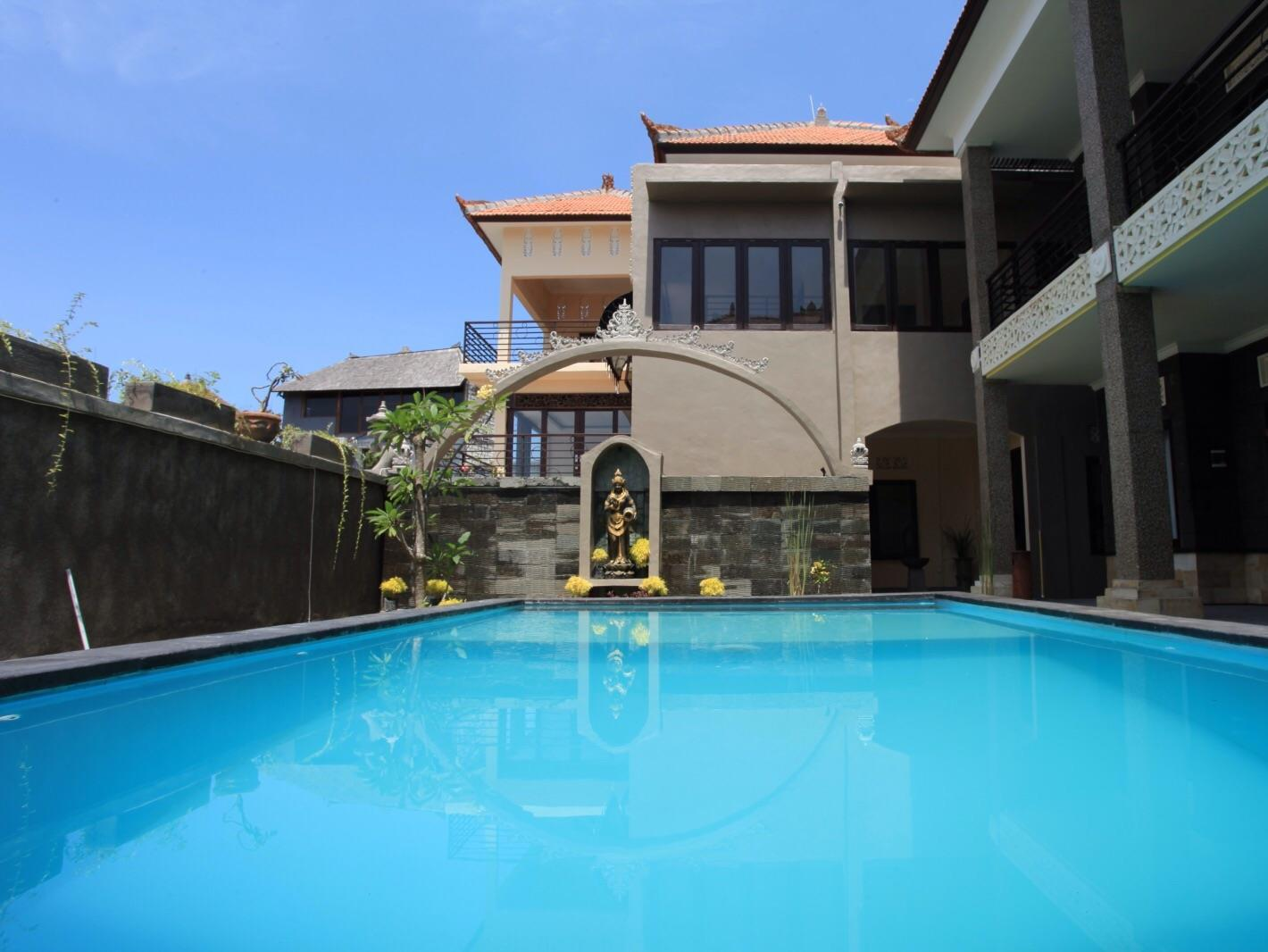 Omah Doger Guest House