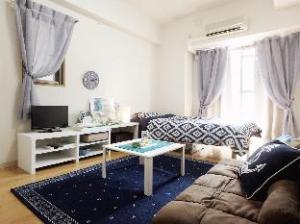 CS单卧室公寓-大阪西天满 (CS 1 Bedroom in Osaka Nishitenma)