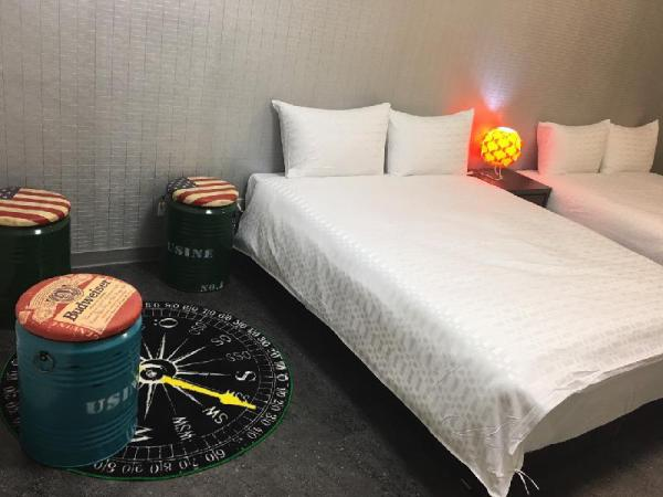 Sleep Taipei Hotel - Nan Ya Market Taipei