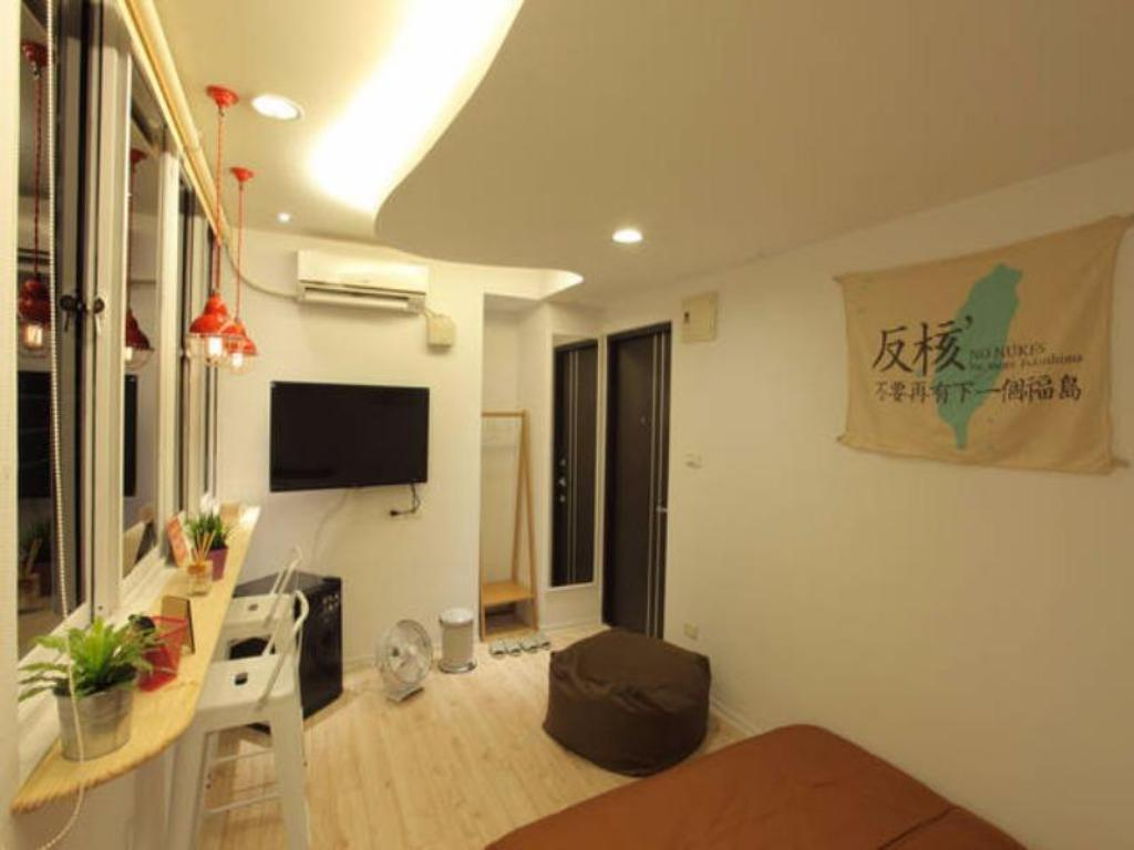 A Small Corner In Ximending Guesthouse Simple Life In Ximending Guesthouse Hotels Book Now