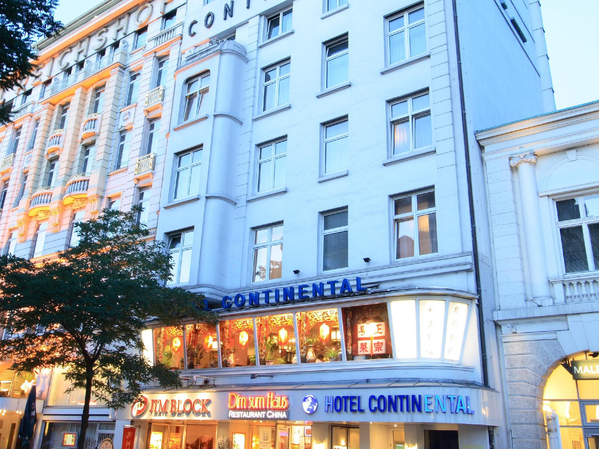 Novum Hotel Continental