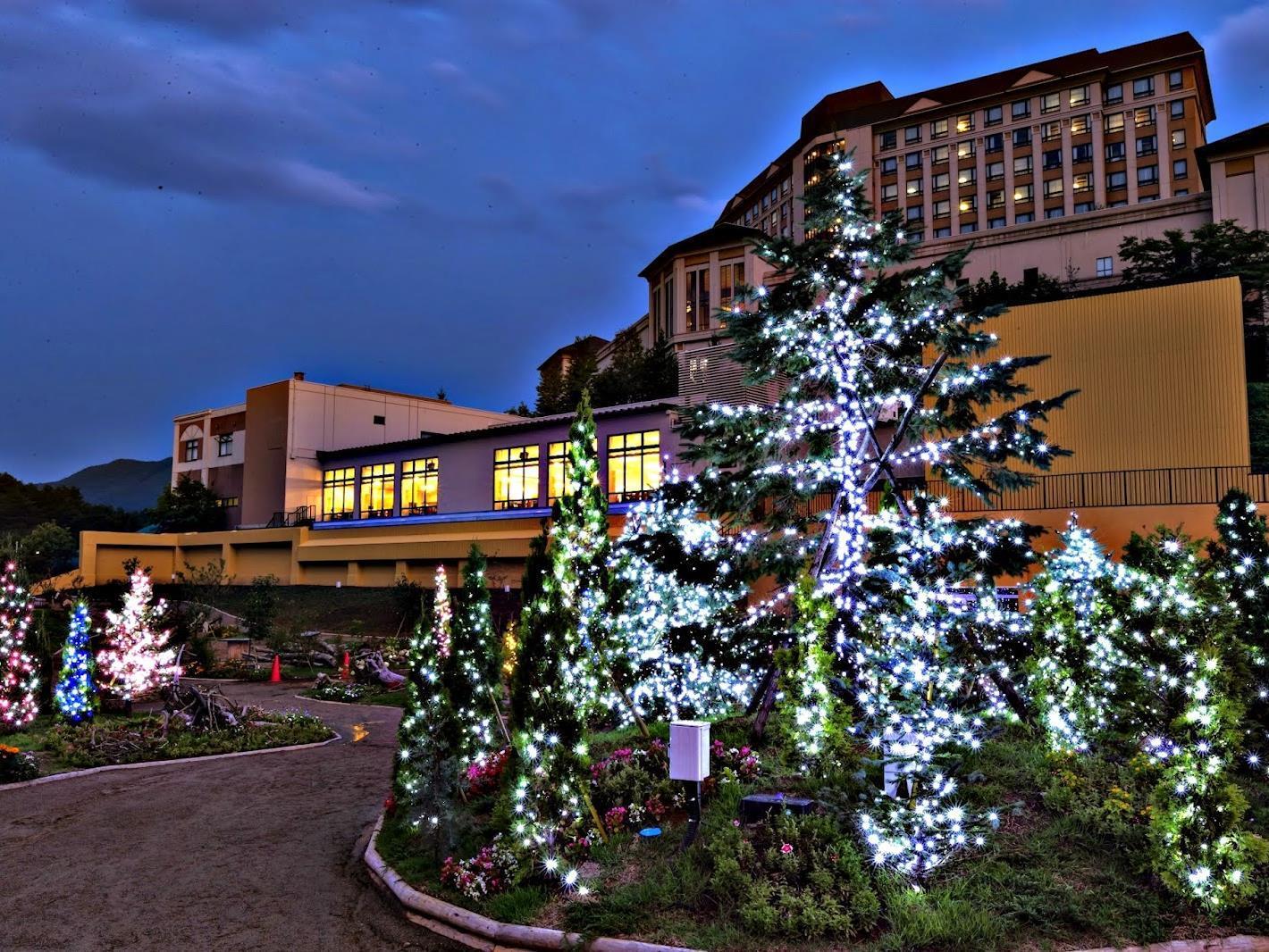 Hotel Morinokaze Oshuku