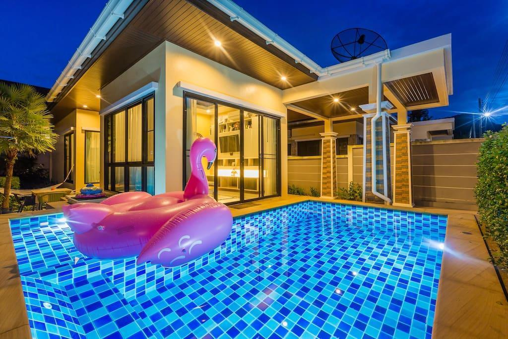 Pool Villa of Love Pool Villa of Love