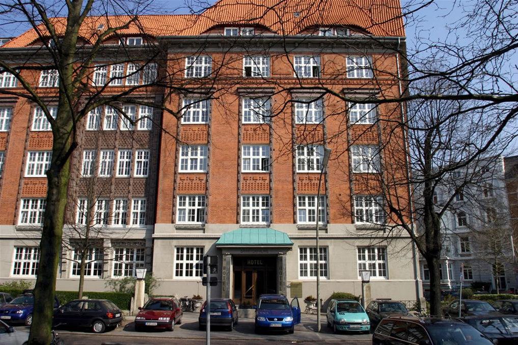 Hotel Bellmoor Im Dammtorpalais