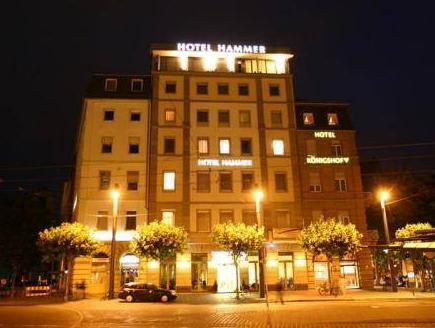 Hotel Hammer Mainz Hauptbahnhof