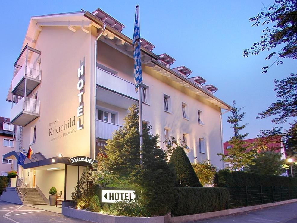 Hotel Kriemhild Am Hirschgarten In Munich Nymphenburg