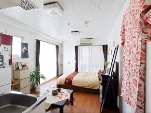 AAA 1 Bedroom Apartment in Namba Area No 1