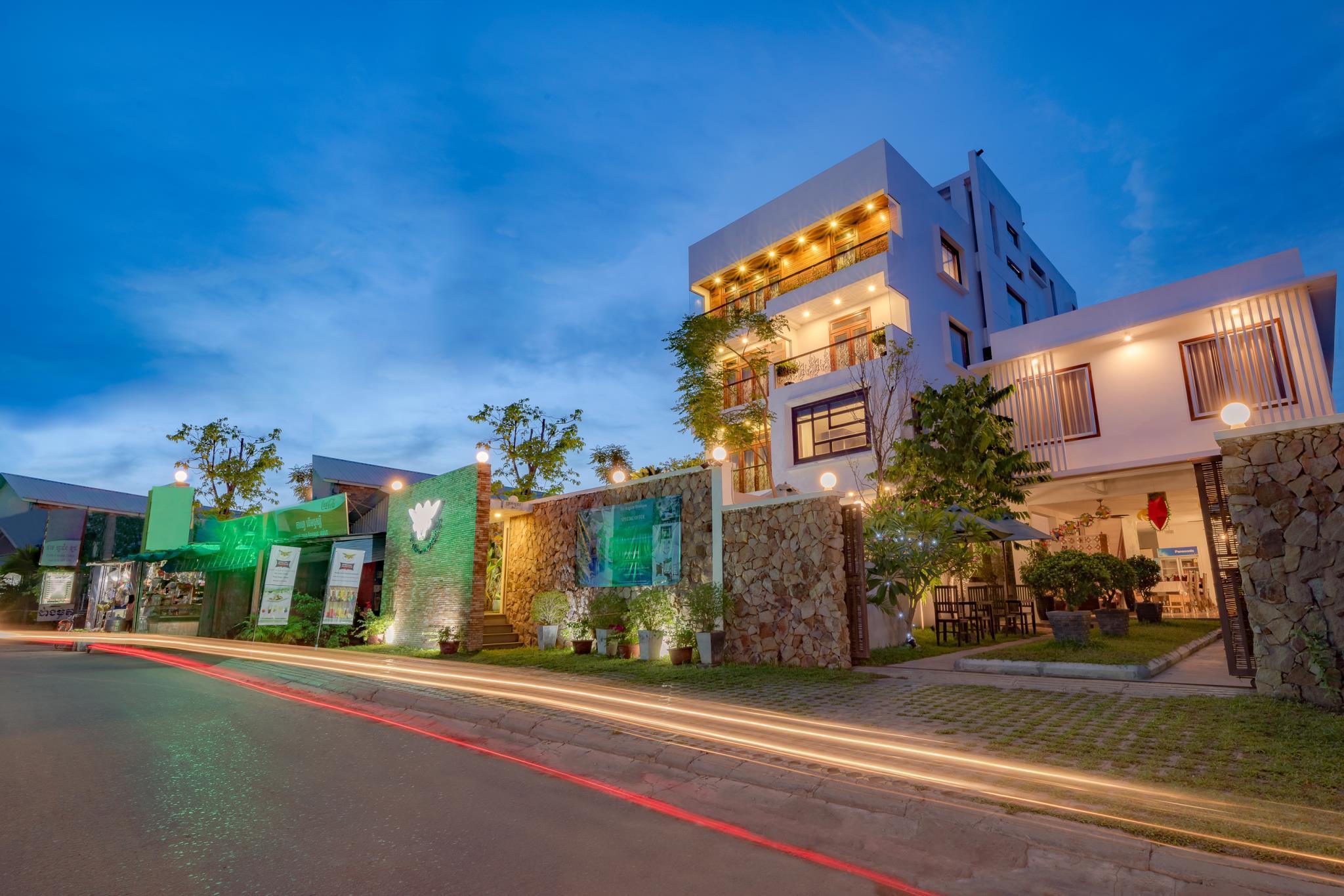 Rei Angkor Hotel And Spa