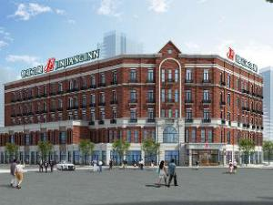 Jinjiang Inn Shanghai International Tourism and Resorts Zone Xiuyan Road Subway Station Branch
