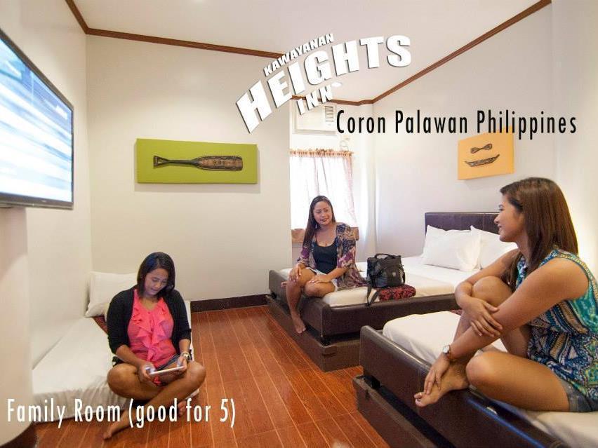 K Heights Inn Coron