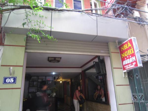 Asean Hostel Trung Hoa Hanoi
