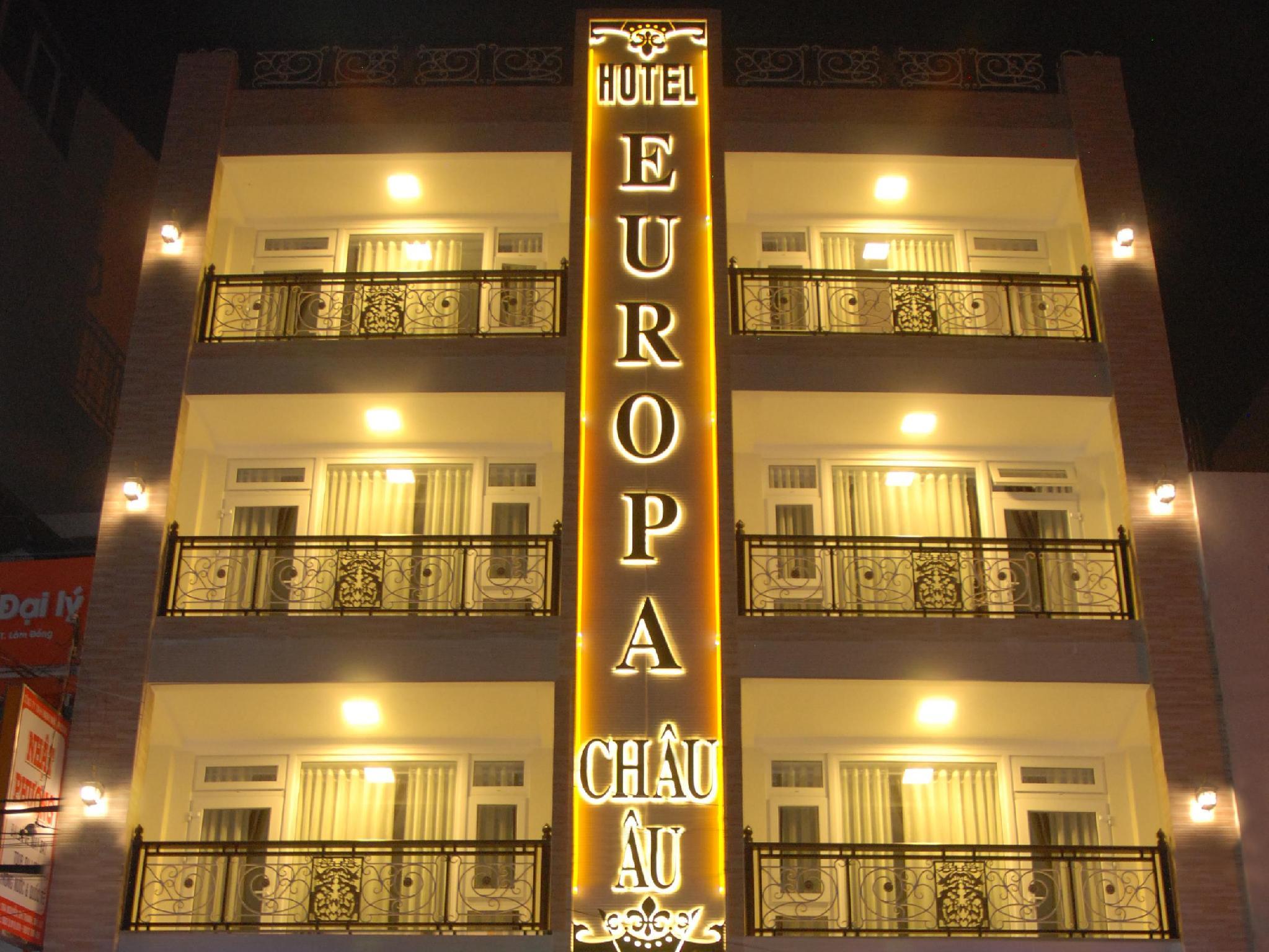 Europa Hotel Da Lat