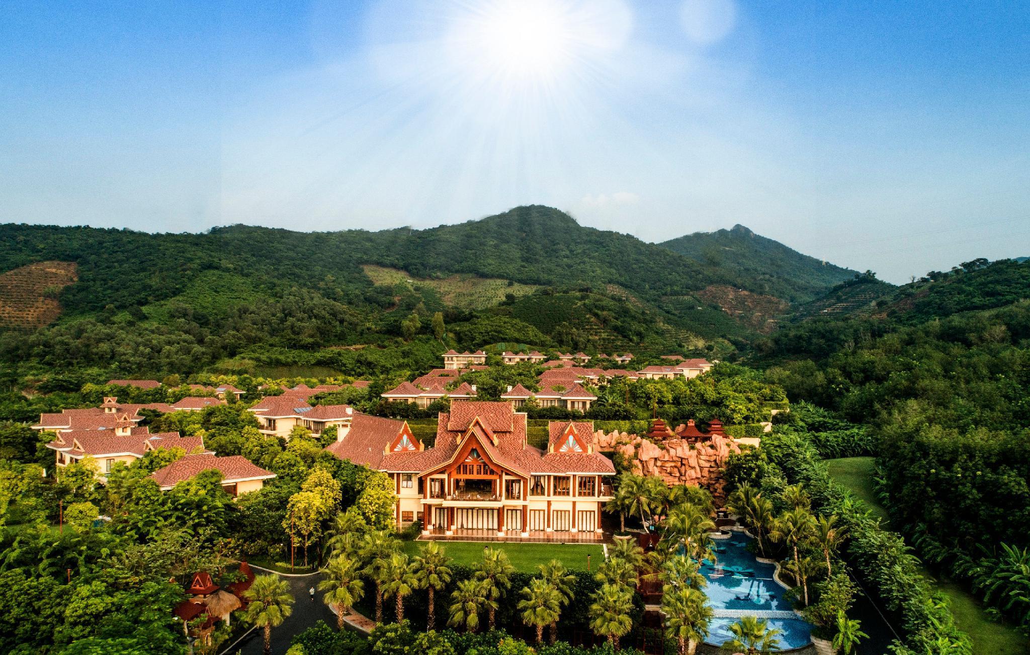 Banling Spa And Villa Resort Sanya Ocean Sonic