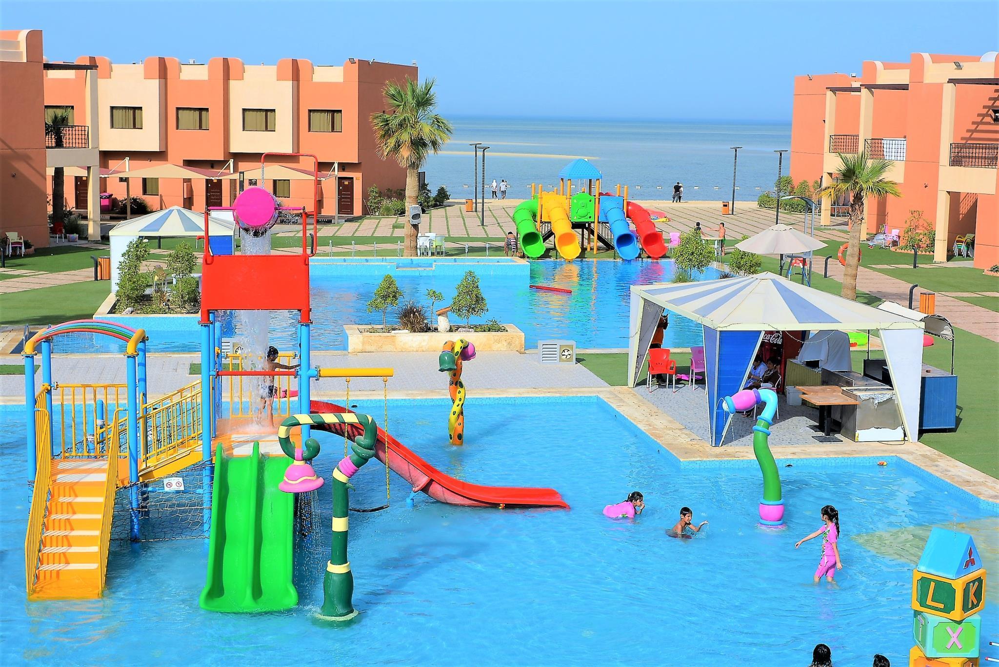 Aquamarine Kuwait Resort  Families Only