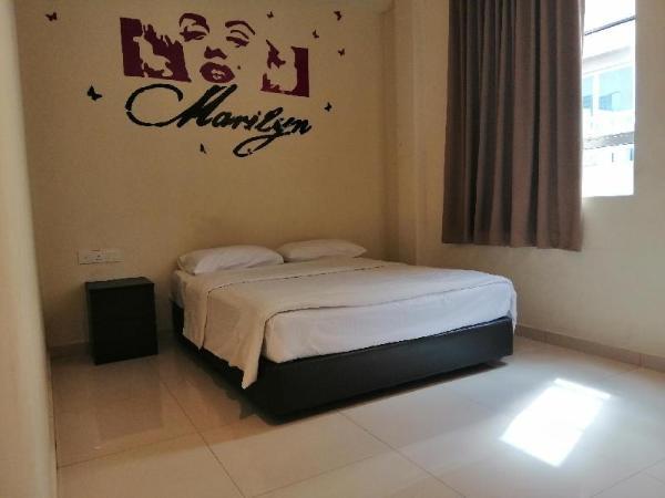OYO 89810 In@Hotel Taman Gaya Johor Bahru