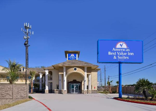 Americas Best Value Inn & Suites Houston Hwy 6 Westpark Houston