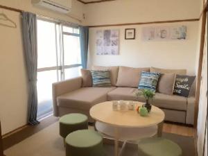 AH 2 Bedroom Apartment in Osaka No 1