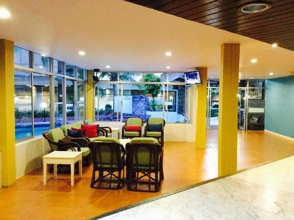 Pattaya at Nine Hotel. Pattaya