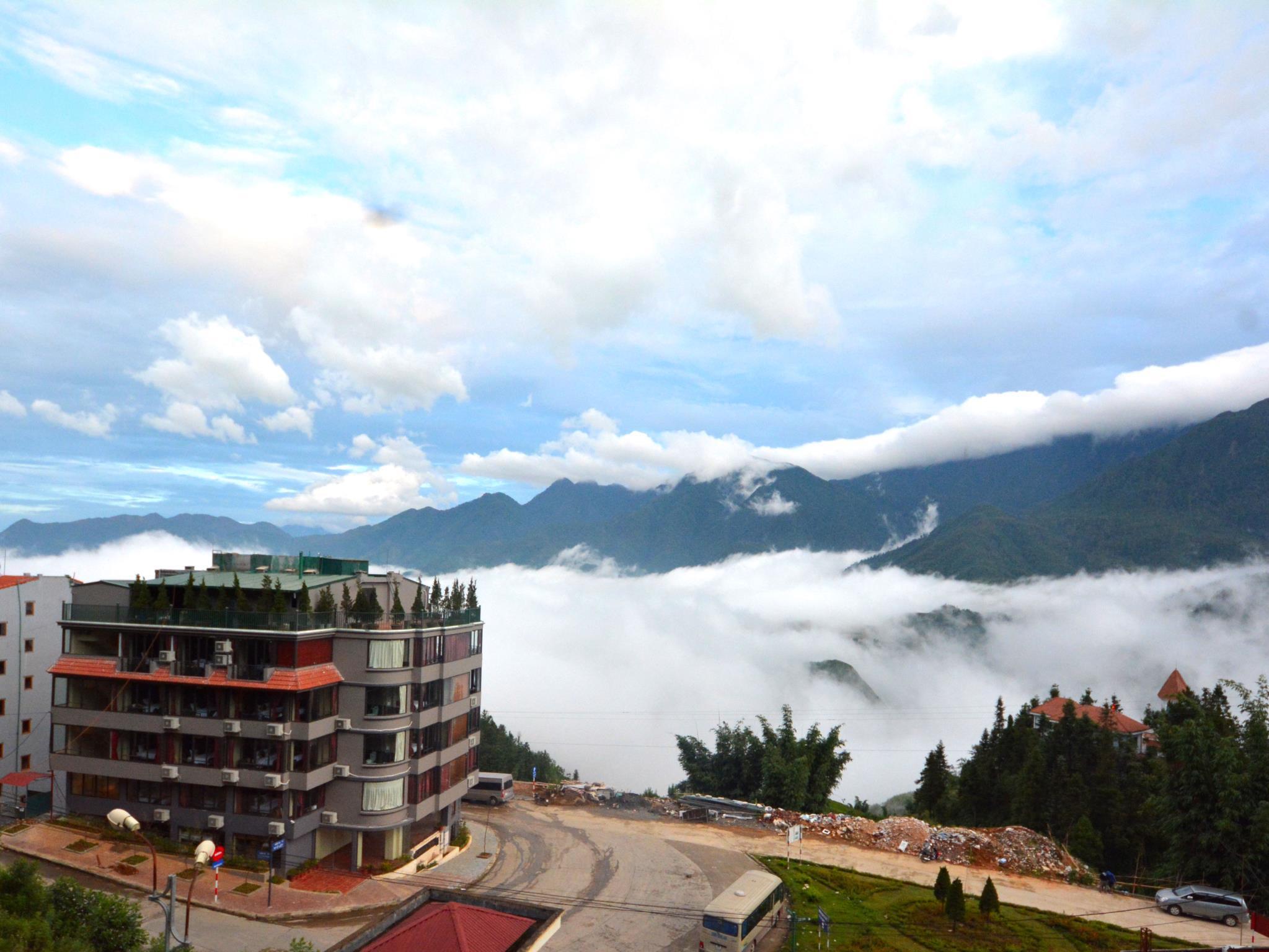 Vista Sapa Hotel