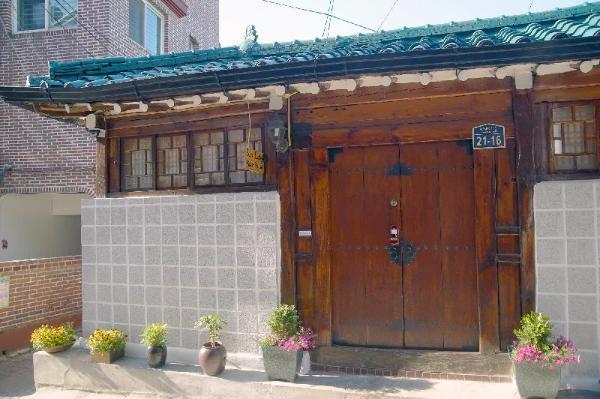 Seoul Lucky Guest House Hanok Seoul