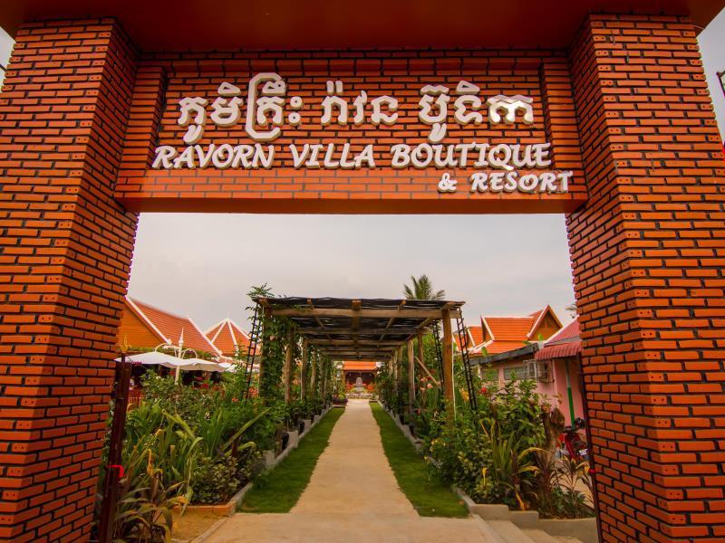 Ravorn Villa Boutique