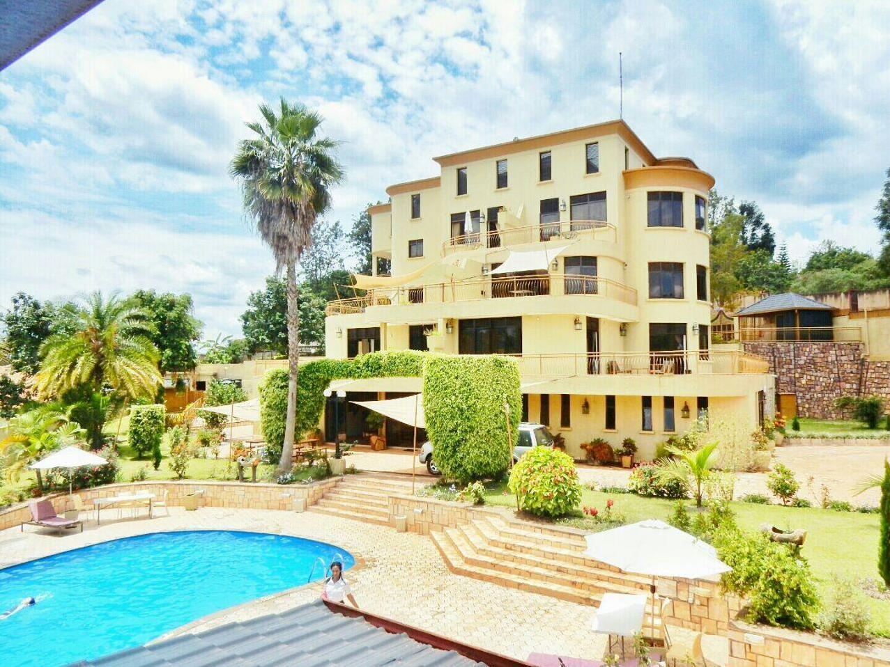 Rubangura Luxury Apartments