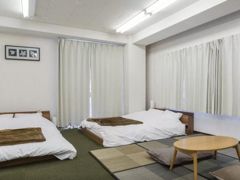 Si Large Room Apartmenet In Central Osaka