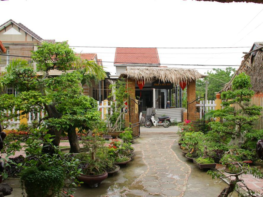 The Grass Vy Homestay
