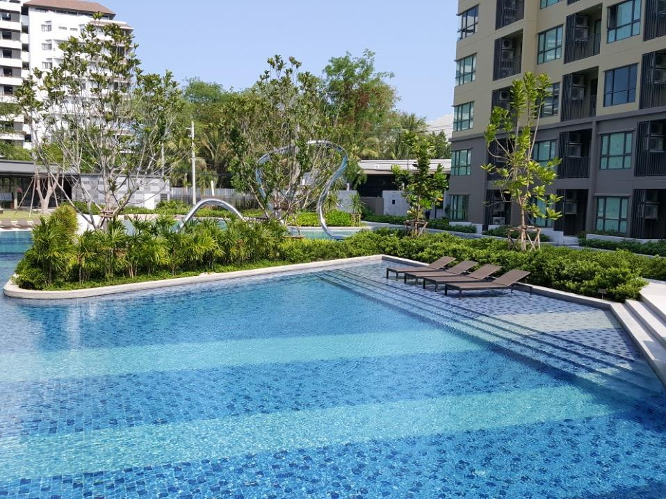 The Relaxing Room at Rain Resort Condominium Cha Am - Hua Hin