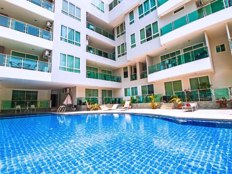 The Loft Pratumnak By Pattaya Sunny Rentals