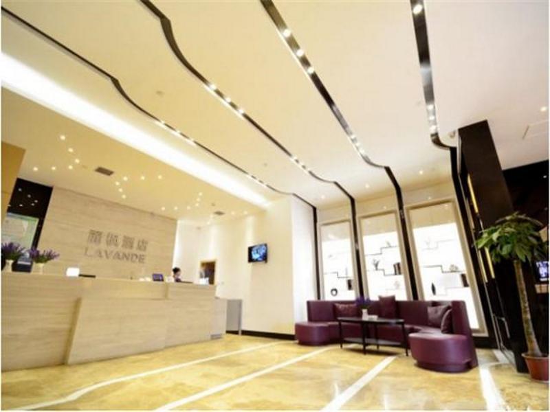 Lavande Hotel Wuhan Wangjiawan Subway Station Branch