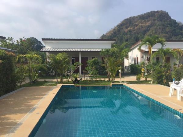 Ao nang pool and resort Krabi