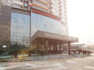 Homeinnplus-Shanghai Yushan Road Yuanshen Sports Center
