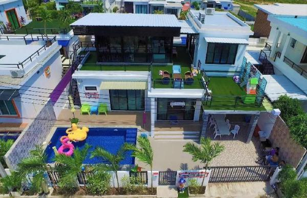 Boutique Huahin Pool Villa Hua Hin