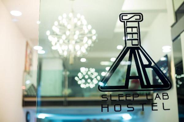 Sleep Lab Hostel Bangkok