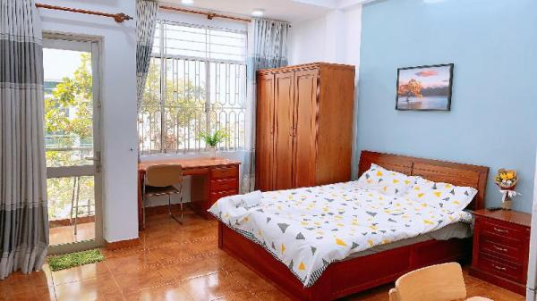 ROOMS WITH FURNISHED AND FULLY NATURAL LIGHT IN D1 Ho Chi Minh City