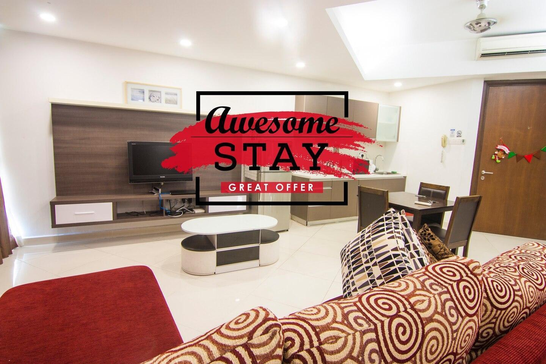 *Relaxing Staycation 1 Bedroom@Regalia