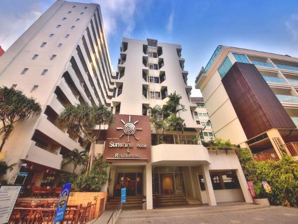 Sunshine Hotel & Residences (SHA Certified) Pattaya