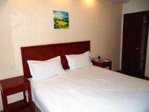 GreenTree Inn ShangHai PuDong TangQiao Metro Station Express Hotel