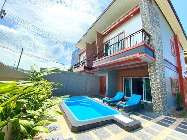 Blue Aura Pool Villa Phuket