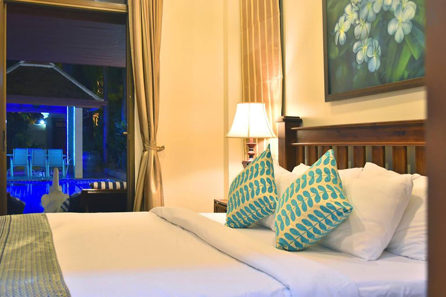 4 Bed Villa Private Pool And BBQ Jomtien Beach
