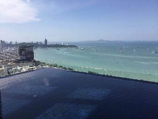 [パタヤ中心地]アパートメント(30m2)  1ベッドルーム/1バスルーム (Seaview 1) Centric Sea Seaview Apartment