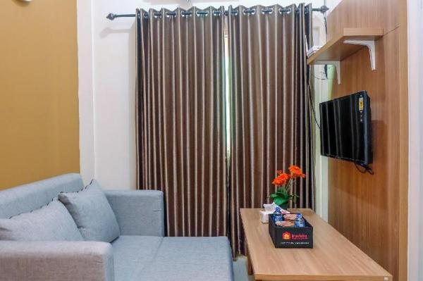 2BR Apartment at Green Pramuka City By Travelio Jakarta