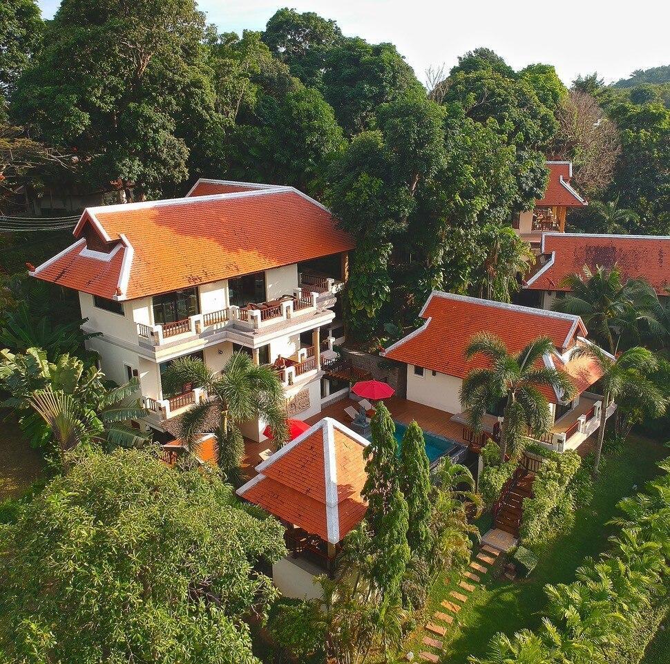 Mountain View Villa @ Nai Harn Baan Bua Estate