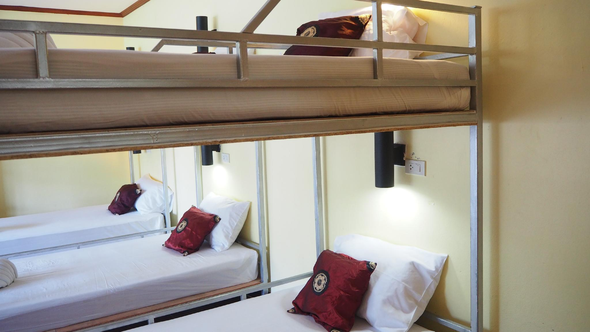Chao Koh Dorm Room