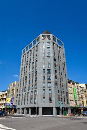 Citysuites Kaohsiung Pier2 Hotel