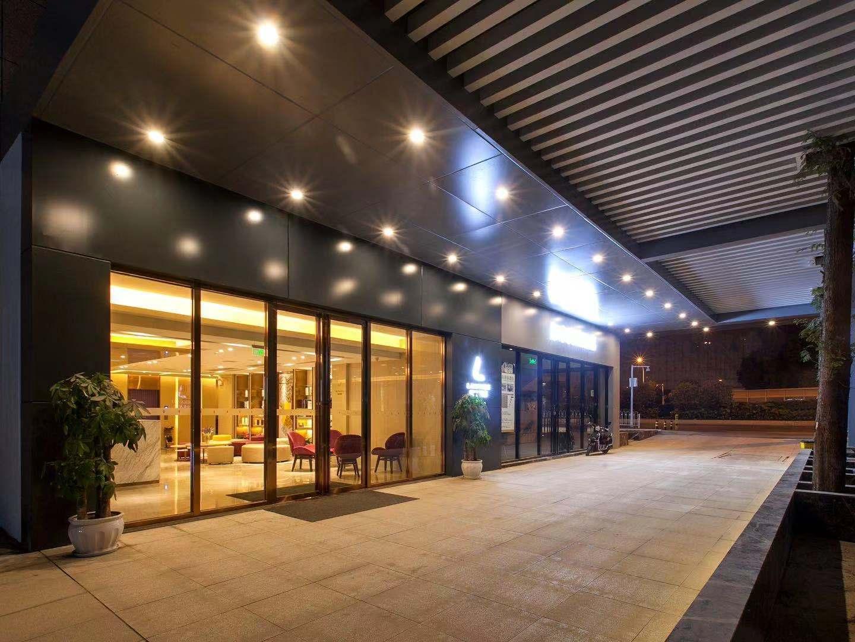 Lavande Hotels Wuhan Guanggu Yangjiawan Metro Station