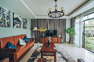 [シャロンムアン]ヴィラ(258m2)| 4ベッドルーム/5バスルーム Madami5//Urban area Chiang Mai Pool Villa